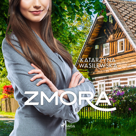 okładka Zmoraaudiobook   MP3   Wasilewska Katarzyna