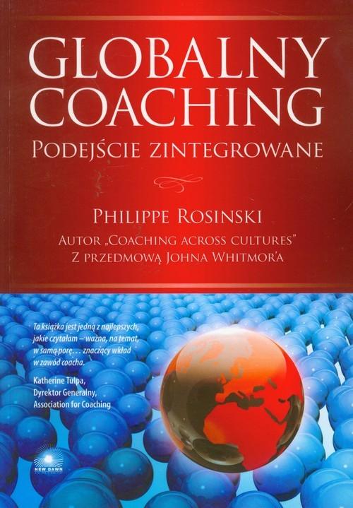 okładka Globalny coaching Podejście zintegrowaneksiążka |  | Rosinski Philippe