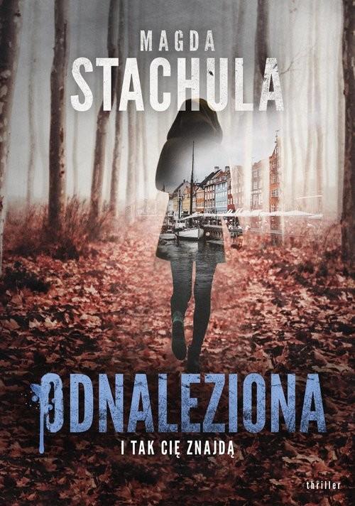 okładka Odnalezionaksiążka      Magda Stachula