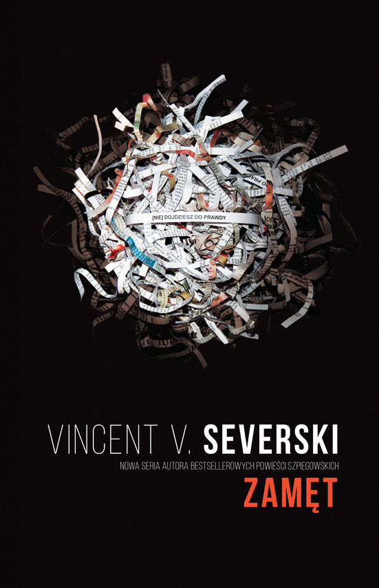 okładka Zamętebook | epub, mobi | Vincent V. Severski