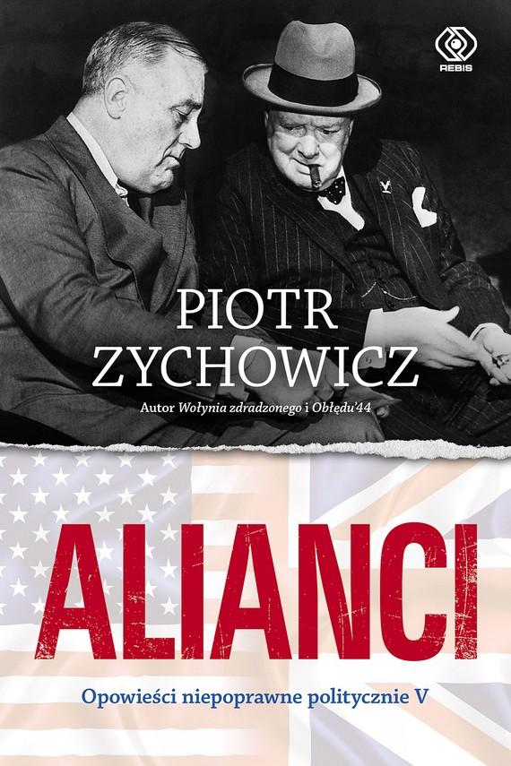 okładka Alianciebook | epub, mobi | Piotr Zychowicz
