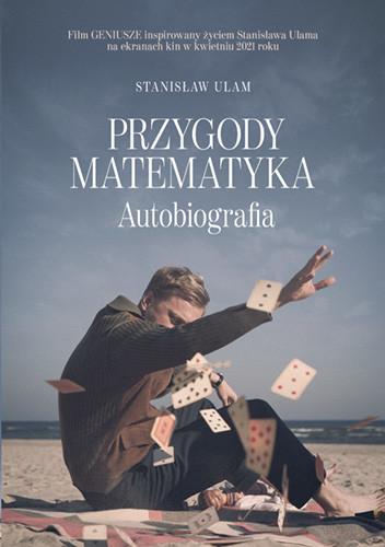 okładka Przygody matematyka [wyd. filmowe]książka |  | Stanisław Ulam