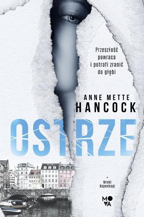 okładka Mroki Kopenhagi Tom 1 Ostrzeksiążka      Anne Mette Hancock