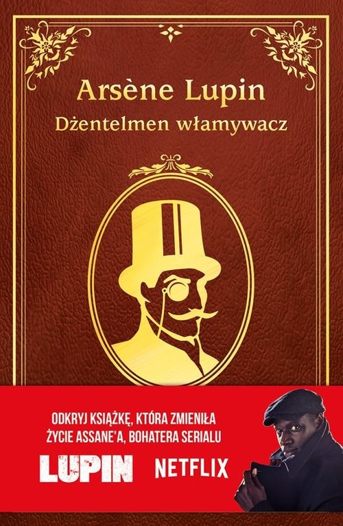 okładka Arsene Lupin Dżentelmen włamywaczksiążka |  | Maurice Leblanc
