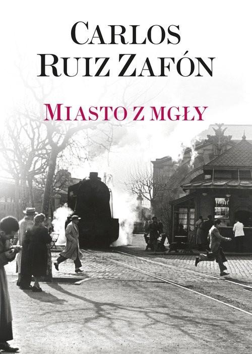 okładka Miasto z mgłyksiążka |  | Carlos Ruiz Zafon