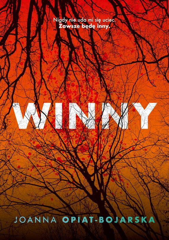 okładka Winnyebook | epub, mobi | Joanna Opiat-Bojarska