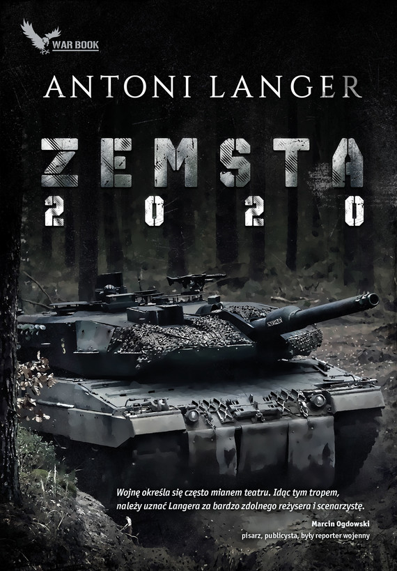 okładka Zemsta 2020ebook   epub, mobi   Antoni Langer