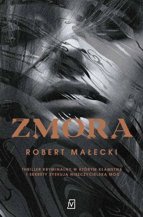 okładka Zmoraebook | epub, mobi | Robert Małecki