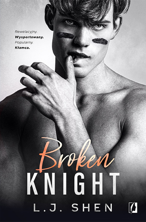 okładka Broken Knight. All Saints High. Tom 2ebook | epub, mobi | L.J. Shen