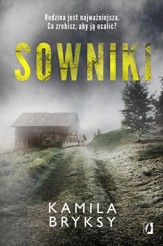 okładka Sownikiebook | epub, mobi | Kamila Bryksy