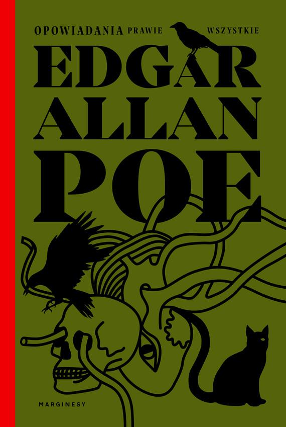 okładka Opowiadania prawie wszystkieebook | epub, mobi | Edgar Allan Poe
