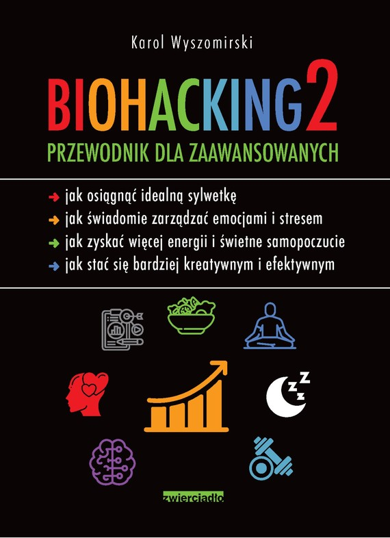 okładka Biohacking 2ebook | epub, mobi | Wyszomirski Karol