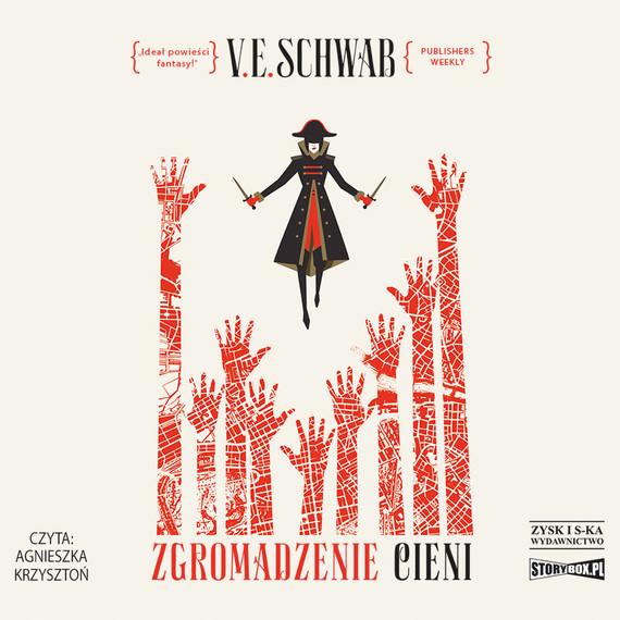 okładka Zgromadzenie cieniaudiobook | MP3 | V.E. Schwab