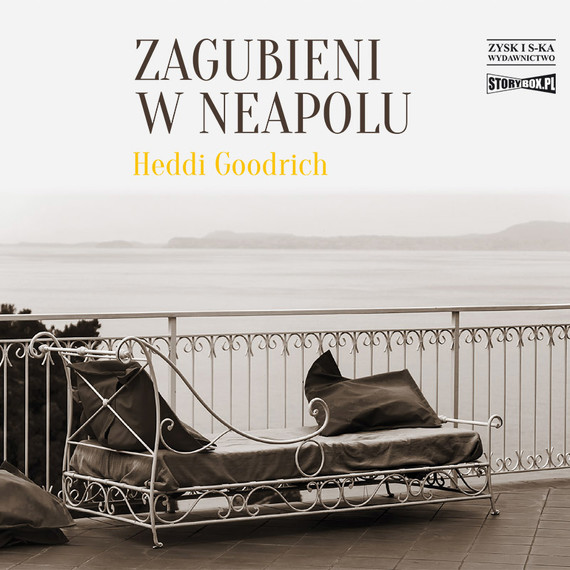 okładka Zagubieni w Neapoluaudiobook | MP3 | Goodrich Heddi