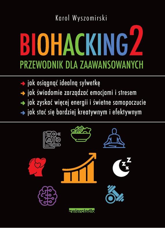 okładka Biohacking 2ebook | epub, mobi | Wyszomirski Karol