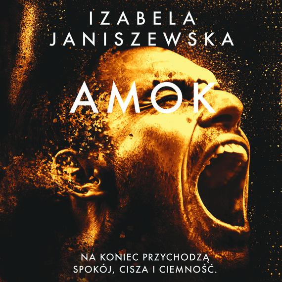 okładka Amokaudiobook | MP3 | Izabela  Janiszewska