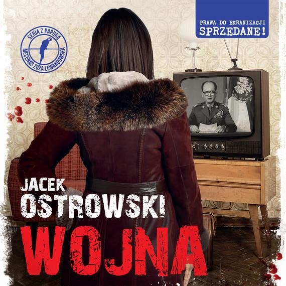 okładka Wojnaaudiobook | MP3 | Jacek  Ostrowski