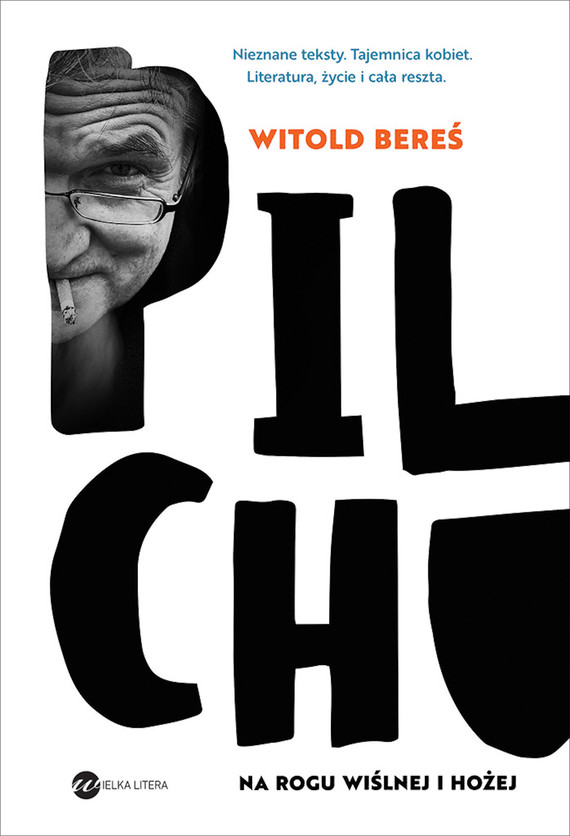 okładka Pilchuebook | epub, mobi | Witold Bereś