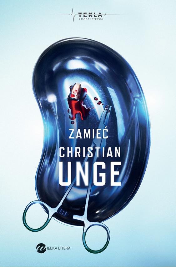 okładka Zamiećebook | epub, mobi | Christian Unge
