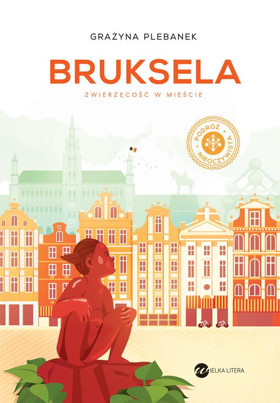 okładka Brukselaebook | epub, mobi | Grażyna Plebanek