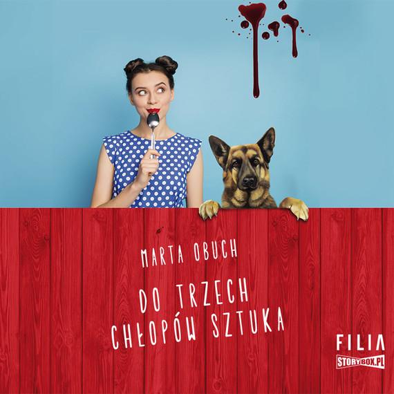 okładka Do trzech chłopów sztukaaudiobook | MP3 | Marta Obuch