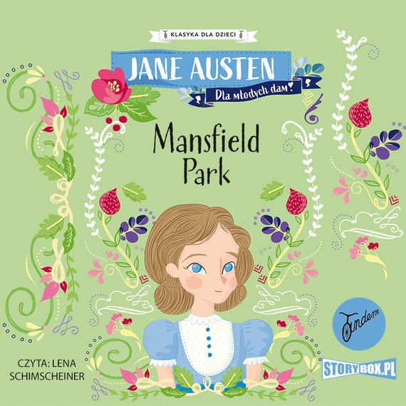 okładka Klasyka dla dzieci. Mansfield Parkaudiobook   MP3   Jane Austen