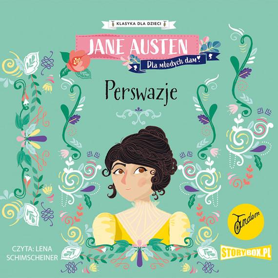 okładka Klasyka dla dzieci. Perswazjeaudiobook | MP3 | Jane Austen