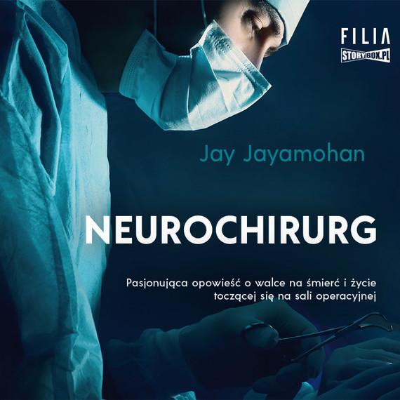 okładka Neurochirurgaudiobook | MP3 | Jay Jayamohan