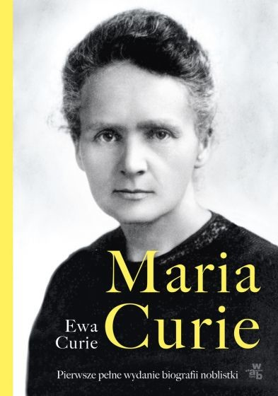 okładka Maria Curie książka |  | Curie Ewa