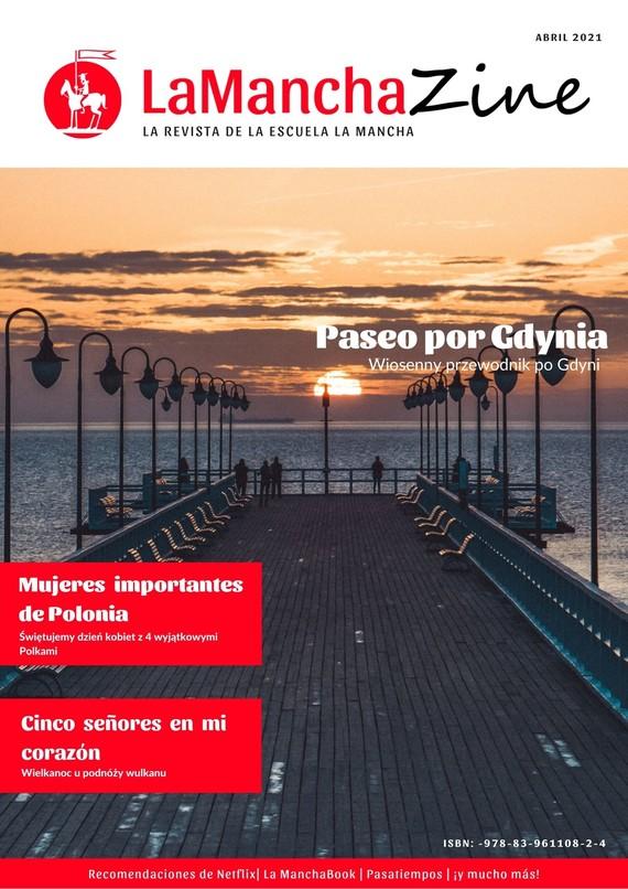 okładka LaManchaZineebook | pdf | Anaheli Vázquez, Liliana Poszumska