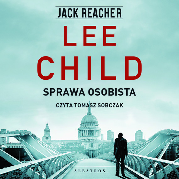 okładka SPRAWA OSOBISTAaudiobook | MP3 | Lee Child