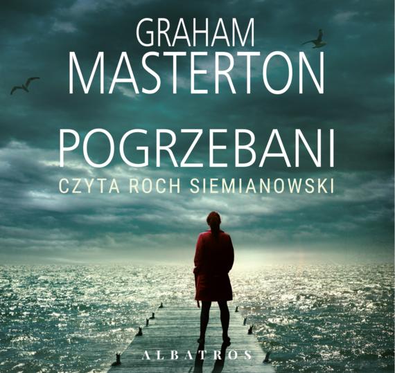 okładka POGRZEBANIaudiobook | MP3 | Graham Masterton