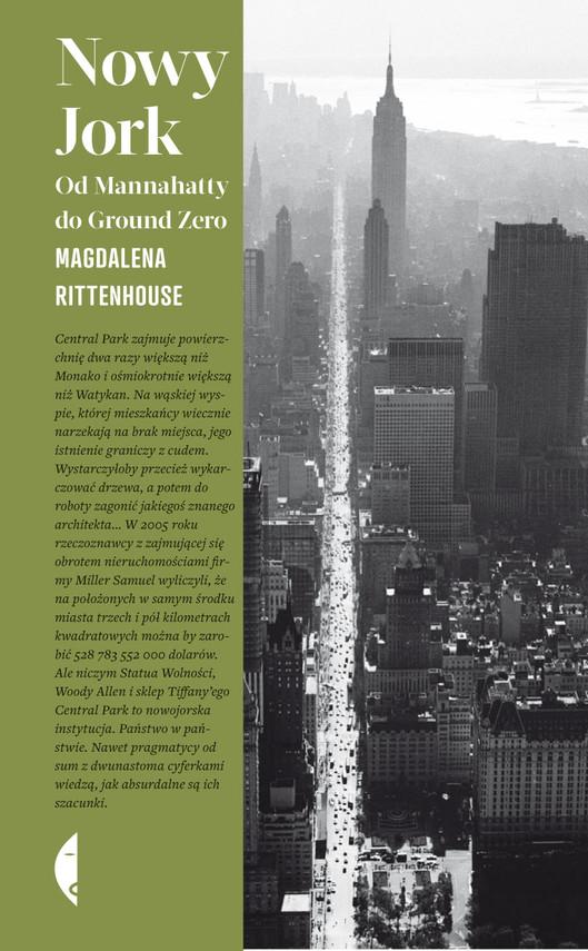 okładka Nowy Jorkebook | epub, mobi | Magdalena Rittenhouse