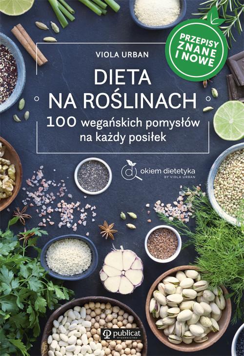 okładka Dieta na roślinachebook | pdf | Urban Viola