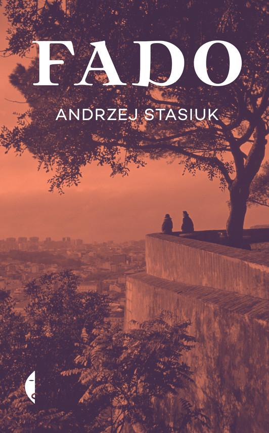 okładka Fadoebook | epub, mobi | Andrzej Stasiuk