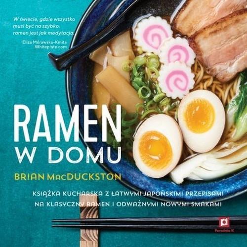 okładka Ramen w domuksiążka |  | MacDuckston Brian