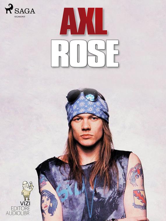 okładka Axl Roseebook | epub, mobi | Lucas Hugo Pavetto