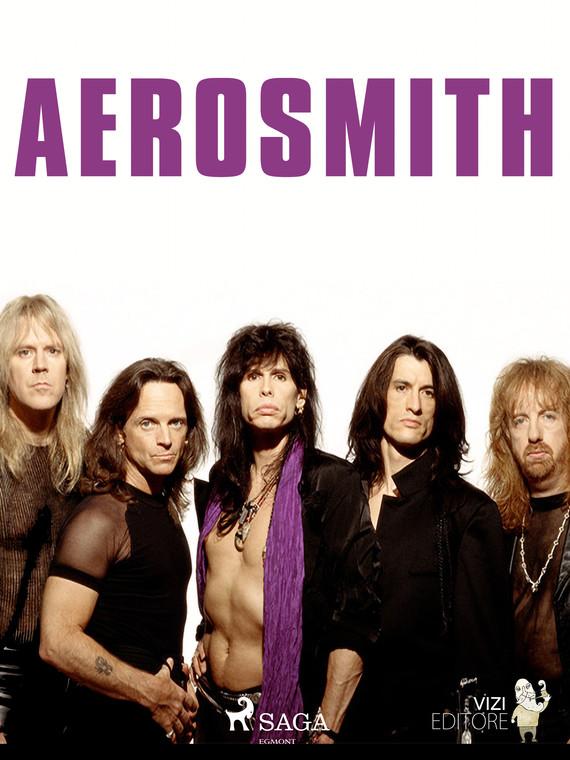 okładka Aerosmithebook | epub, mobi | Lucas Hugo Pavetto