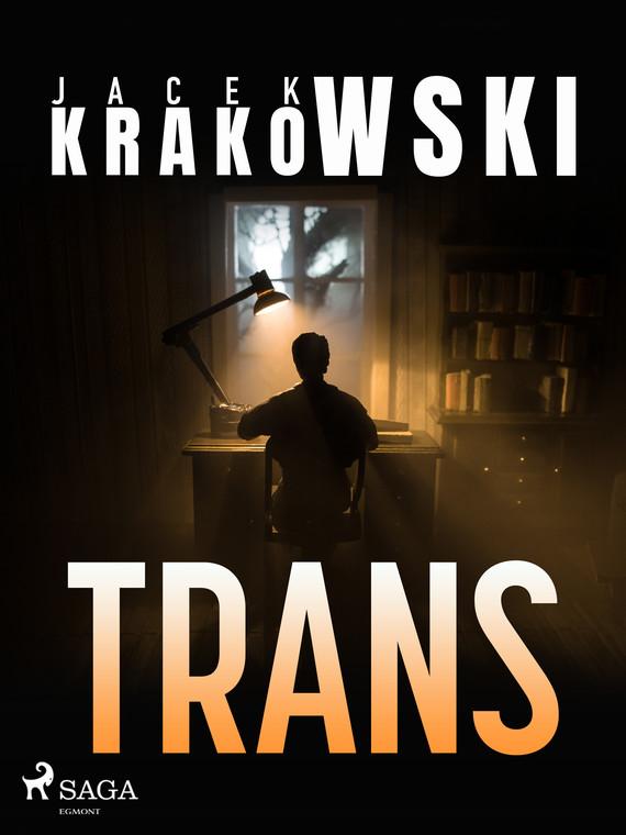 okładka Transebook   epub, mobi   Jacek Krakowski