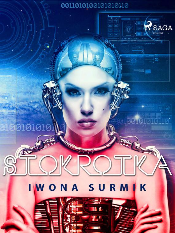 okładka Stokrotkaebook | epub, mobi | Iwona Surmik