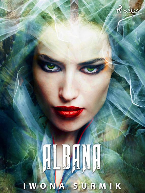 okładka Albanaebook | epub, mobi | Iwona Surmik