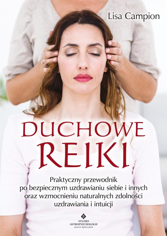 okładka Duchowe Reiki - PDFebook | pdf | Lisa Campion