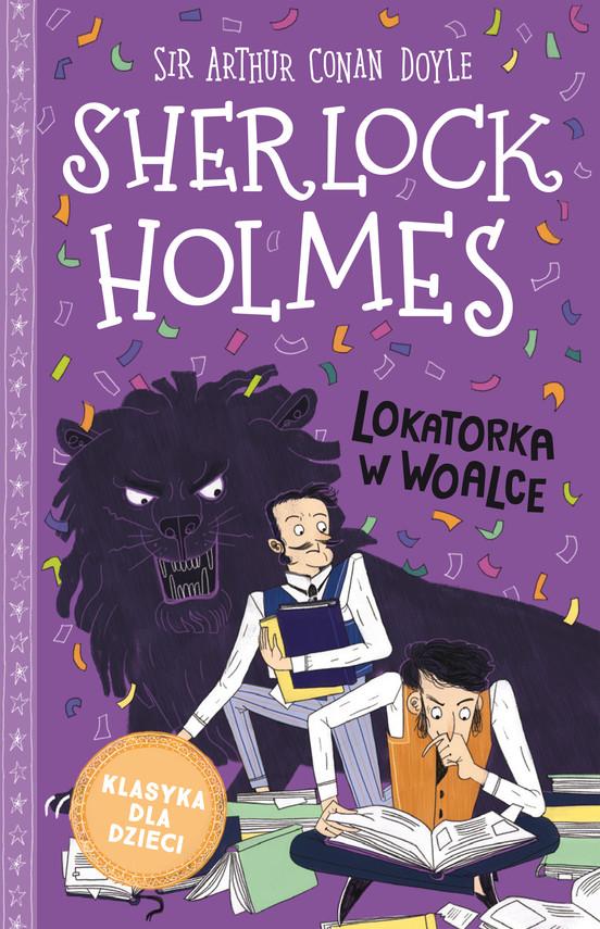 okładka Klasyka dla dzieci. Sherlock Holmes. Tom 9. Lokatorka w woalceebook | epub, mobi | Arthur Conan Doyle