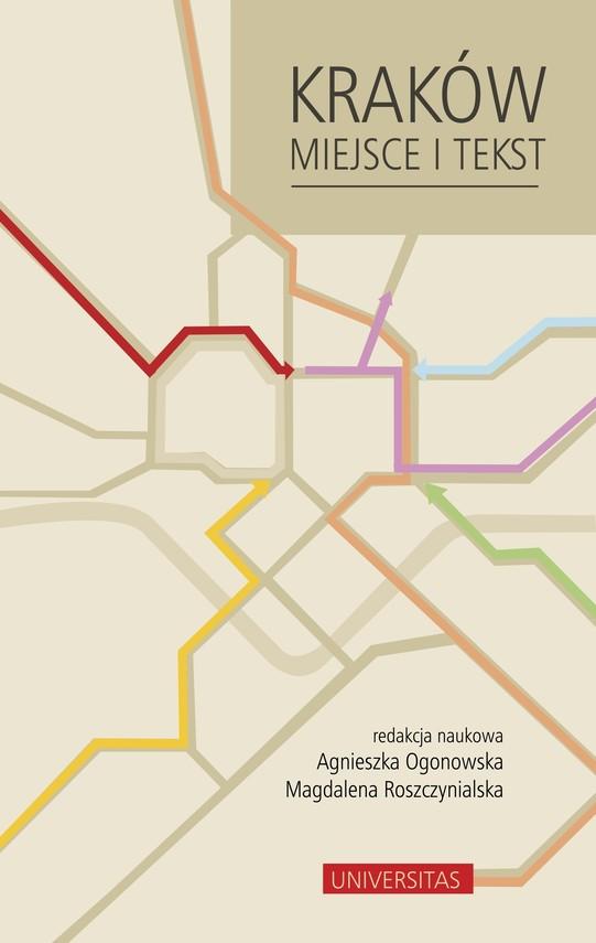 okładka Kraków. Miejsce i tekstebook | pdf | Praca zbiorowa