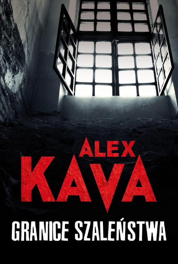 okładka Granice szaleństwaebook   epub, mobi   Alex Kava