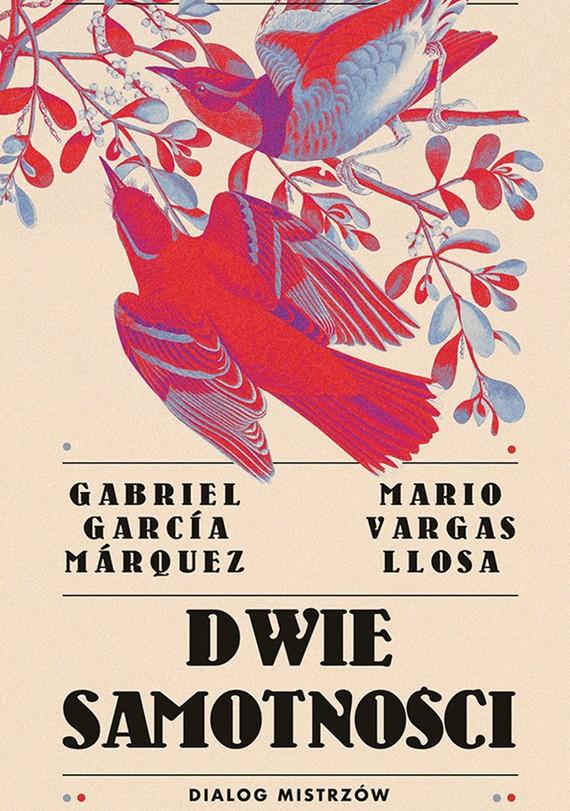 okładka Dwie samotnościebook | epub, mobi | Mario Vargas Llosa, Gabriel Garcia Marquez