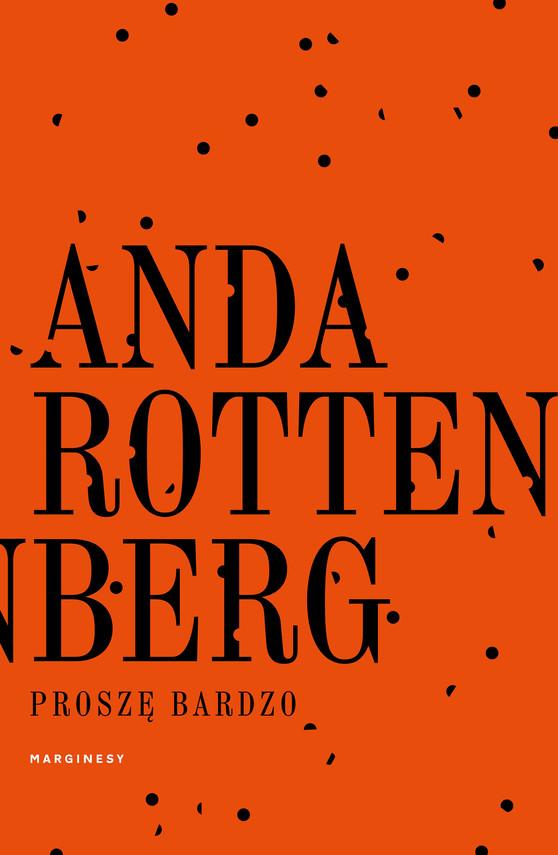 okładka Proszę bardzoebook | epub, mobi | Anda Rottenberg