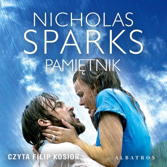 okładka PAMIĘTNIKaudiobook | MP3 | Nicholas Sparks