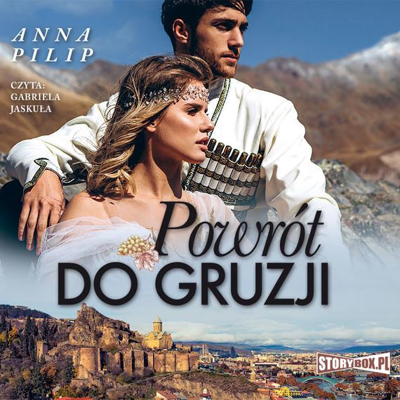 okładka Powrót do Gruzjiaudiobook   MP3   Anna Pilip