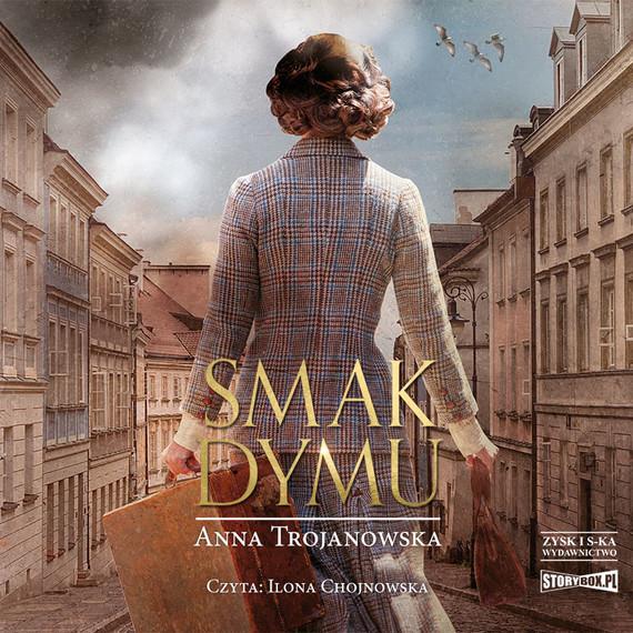 okładka Smak dymuaudiobook   MP3   Anna Trojanowska